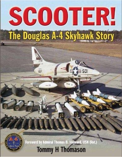 Scooter!: The Douglas A-4 Skyhawk Story por Erik Simonsen