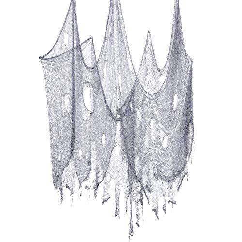 Halloween Haus Zubehör - SUNTRADE Halloween gruseliges Tuch für Halloween,