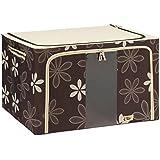 pormow 66L plegable Oxford bolsa para edredones ropa Manta sudadera para envasado hrung, PEVN-080, talla única