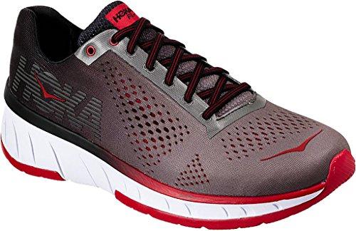 Hoka One - Zapatillas de Running de Tela para Hombre Gris Gris, Color, Talla 45 EU