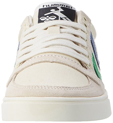 Hummel Unisex-Erwachsene Sl Stadil Duo Canvas Low Top Weiß (pristine White)