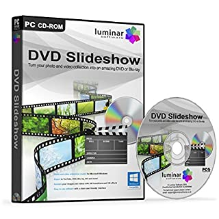 DVD Slideshow - Photo DVD Slideshow Creation Software (PC) - BOXED AS SHOWN