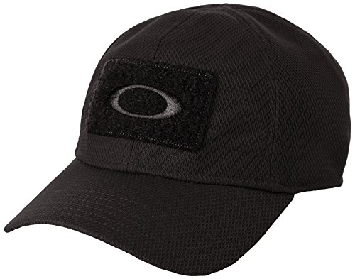 Oakley Sl Cap Black - Update, Schwarz, S-M