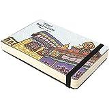 Cobee libretas de Impresión con Paisaje Tibetano Humano para Dibujar Edición de Lujo (2)