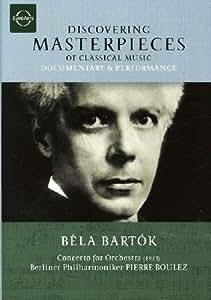 Bartok Bela : Concerto Pour Orchestre