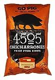 4505 carni - Chicharrones cotenne di maiale fritto Smokehouse BBQ - 2.5 Once