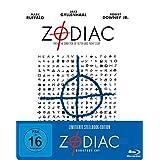 Zodiac - Die Spur des Killers Steelbook  (exklusiv bei Amazon.de) [Blu-ray]