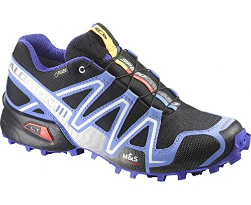 Salomon Speedcross 3, Trail femme Black