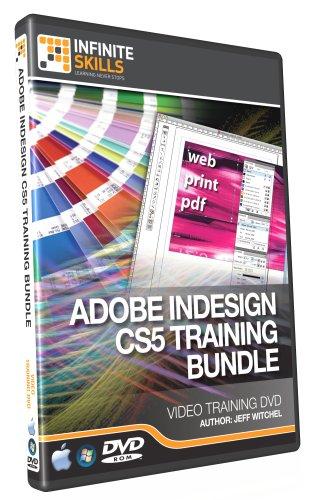 InfiniteSkills Adobe InDesign CS5 Tutorial DVD Bundle - Video Training (PC/Mac) Test