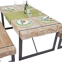 Esstisch Rustikal Holz suchergebnis auf amazon de für esstisch rustikal esstische