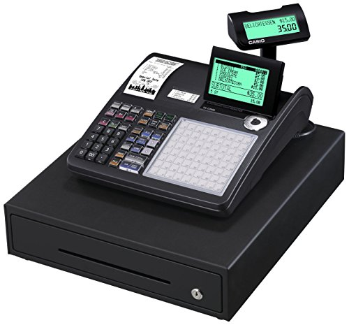 Casio SE-C3500MB-FIS GDPdU a habilitar caja registradora incluyendo licencia de software, tarjeta...