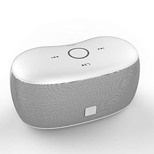 Altavoz de Control qiyanTouch Bluetooth Altavoz inalámbrico portátil Estéreo con bajo y...