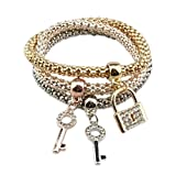 Trois Clés Bijoux Bracelets Charm - Best Reviews Guide