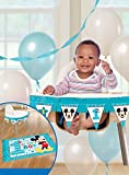 Amscan International- 241592, Mickey One Decorations Kit High Chair, Taille Unique