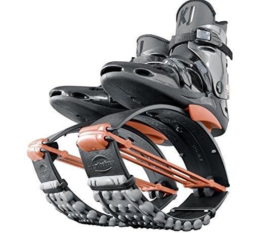 Kangoo Jumps XR 3 Chaussures à rebonds pour femme S Multicolore - Noir/orange