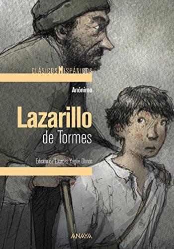 Lazarillo de Tormes (Clásicos - Clásicos Hispánicos)