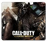 VUTTOO - Call Of Duty Advanced Warfare 30629 High Quality Large Mousepad Durable Mouse pad Non-Slippery Rubber Gaming Mouse Pads
