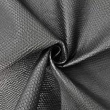 Panini Tessuti Ecopelle Morbida a Squame - venduta a Mezzo Metro X 140 cm (Larghezza Fissa)-1 qtà=50cm;2qtà=100 cm.Ideale per divani,poltrone,Borse,sedie e tappezzeria