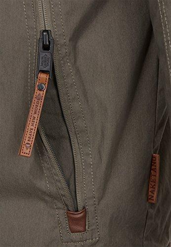 Naketano Male Jacket Old Boy Olive