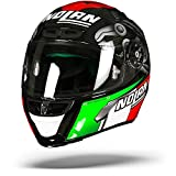 CASCO X-LITE X-803 ULTRA CARBON REPLICA M.MELANDRI - 22 CARBON (M)