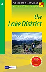 The Lake District: Leisure Walks for All Ages (Pathfinder Short Walks) by Terry Marsh (2008-06-15)