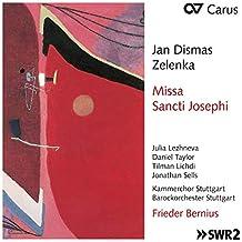 Zelenka: Missa Sancti Josephi/ Bernius
