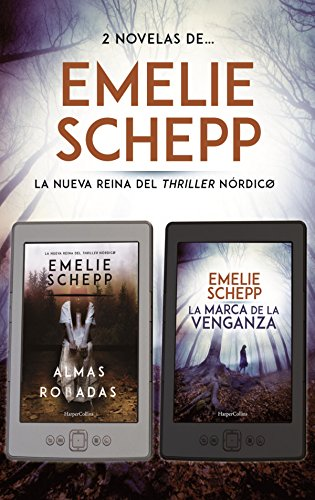 Pack Emelie Schepp - Junio 2018 (E-Harpercollins)