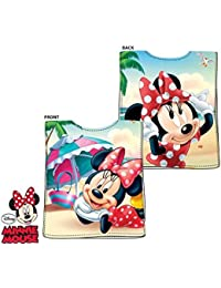 for-collectors-only Minnie Mouse Poncho con capucha poncho toalla toalla toalla de playa