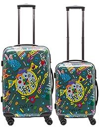 Packenger One World by Della Koffer in verschiedenen Größen und Farben