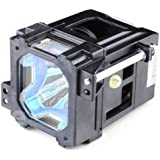 JVC BHL5009-S - Lamp for Projector DLA-RS1 / DLA-HD1 / DLA-HD10 / DLA-RS2 / DLA-HD1WE / DLA-HD100 / DLA-RS1X / DLA-VS2000 - 2000 hours, 200 Watts, UHP Type