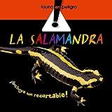 La salamandra / The Salamander (Fauna En Peligro / Endangered Animals) by Elisenda Queralt (2010-05-06)