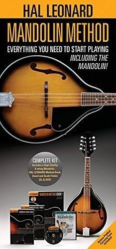 Hal Leonard Mandoline Method Pack