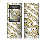 MusicSkins Schutzfolie für Apple iPod Nano 5G, Motiv Crooks & Castles - Big Links