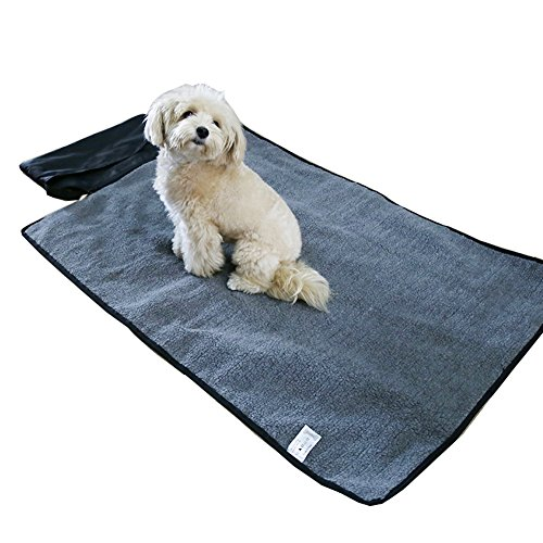 Preisvergleich Produktbild Feicuan Haustier Hunde Bed Portable Travel Blanket Outdoor Activity Mats Tote Folding Cushion für Puppy