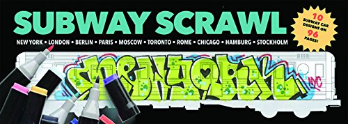Subway Scrawl par Martin Ander