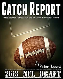 PDF Descargar 2018 NFL Draft: Wide Receiver Production Profiles: The Catch Report (MSDraft)
