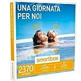 SMARTBOX - Cofanetto Regalo -UNA GIORNATA PER NOI 1 esperienza a scelta tra gourmet e benessere per 2 persone