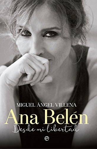 Ana Belén (Biografías) por Miguel Ángel Villena