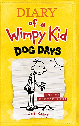 Dog Days (Diary of a Wimpy Kid: Thorndike Large Print Press Mini-Collections) por Jeff Kinney