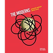 The Moderns: Midcentury American Graphic Design (English Edition)