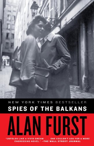 Spies of the Balkans: A Novel (Night Soldiers Book 11) (English Edition)