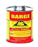Barge All Purpose Cement Rubber Leather Shoes Waterproof Glue 1 Qt O.946 L