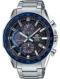 4bf3afbce5bb Casio Reloj Analógico para Hombre de Energía Solar con Correa en Acero  Inoxidable EFS-S540DB