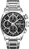 Certina Herren-Armbanduhr XL Chronograph Automatik Edelstahl C006.414.11.051.00
