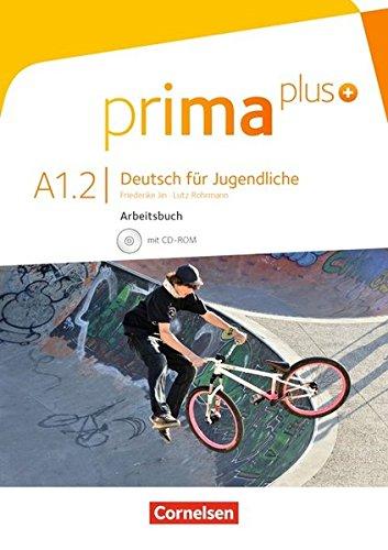 Prima Plus A1.2 Ejercicios (INcluye CD) por Aa.Vv.