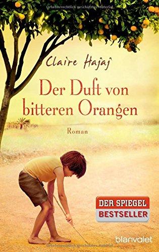Buchseite und Rezensionen zu 'Der Duft von bitteren Orangen' von Claire Hajaj