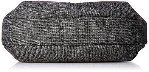 Kipling Damen Izellah Umhängetasche, 33x23x12 cm Grau (Cotton Grey)