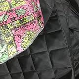 Steppstoff, doppelseitig, wasserfest, Baumwolle, 150 cm,
