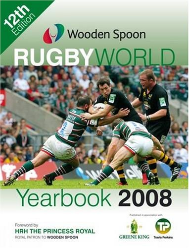Wooden Spoon Rugby World Yearbook 2008 (General Books) por Ian Robertson