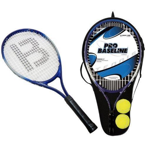 Preisvergleich Produktbild Pro Baseline 2 x Kinder-Tennisschläger Mit 2 Tennisbällen & Tragetasche, EAN/MPN/UPC/ISBN: 5031470036454